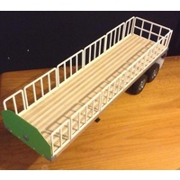 3D printed Trailer Gates for Tamiya and Hercules Small Flat top
