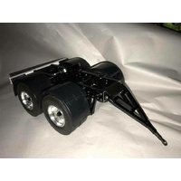 1:14 Scale Duel Axle Dolly Custom made with lights (No Leds)