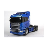 Tamiya Scania R620 6X4 Highline (BLUE EDITION)