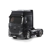 Tamiya Mercedes-Benz Actros 1851 Gigaspace ( Black Edition )