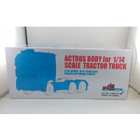 Hercules Hobby 1:14 Tractor Truck Body Kit Only