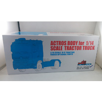 Hercules Hobby Tractor Truck 2 Axial Body Kit ONLY