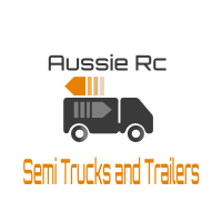 Aussie Rc Semi Trucks and Trailers